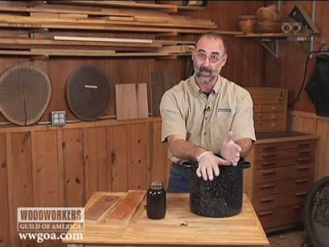 Making Your Own Walnut Stain