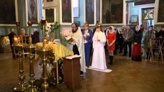 венчание в Коренной 2014(, 2014-03-13T18:30:19.000Z)