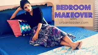A Budget Bedroom Makeover : Indian Room Decor Ideas