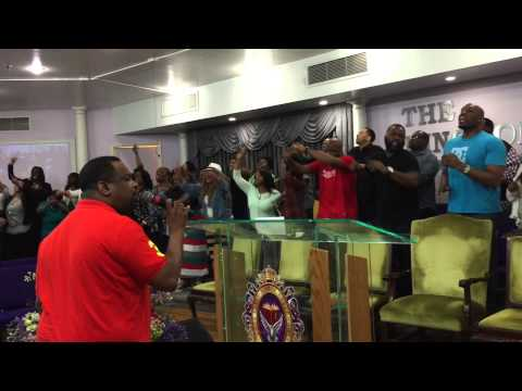 Hezekiah Walker & LFCC - Jesus Is My Help