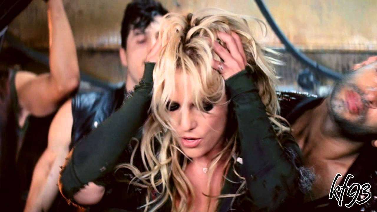 Britney Spears - Get Naked (I Got a Plan) (Infinity101