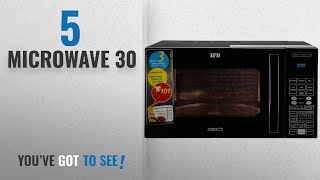Top 10 Microwave 30 [2018]: IFB 30 L Convection Microwave Oven (30BRC2, Black)