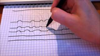 Простые рисунки #52 Love - 3D рисунок.(Спасибо, что смотрите мои видео. Подписывайтесь на мой канал и будете ПЕРВЫМИ узнавать о новых работах...., 2013-11-04T17:08:37.000Z)