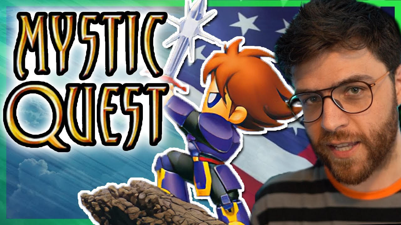 Final Fantasy Mystic Quest - Apparently, The Worst One
