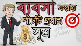 ব্যবসা করার আগে একবার ভিডিওটি দেখুন(২)|| Rich vs Poor|| Motivational video in BANGLA