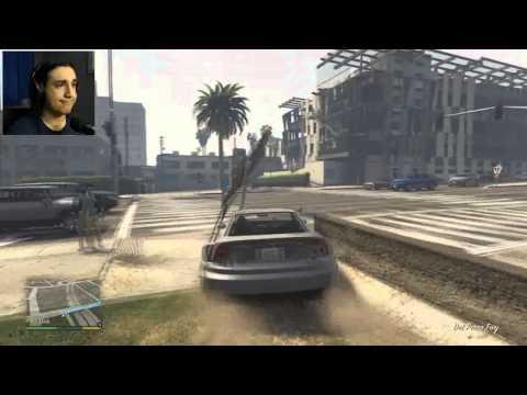 POCEO SAM HEIST A ONDA... ! Grand Theft Auto