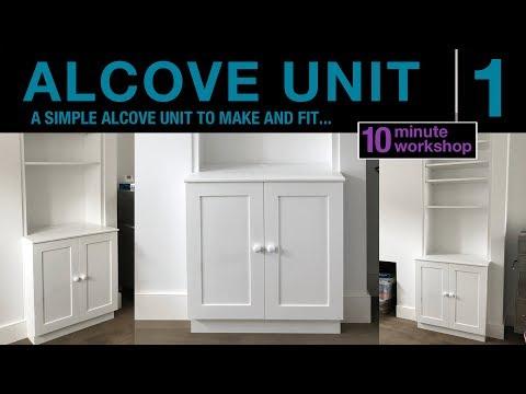 1 of 5: Alcove Unit