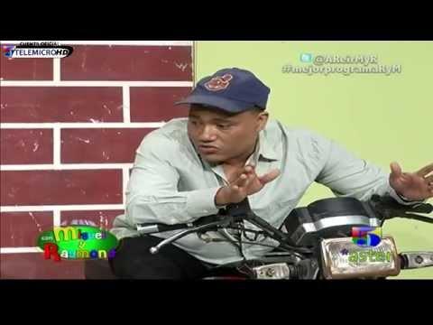 A Reír Con Miguel y Raymond: Los Motoristas en Problemas