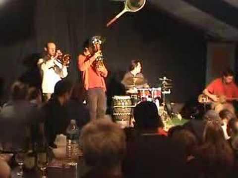 Zeff Orchestra - astrakhan cafe