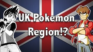 What if the UK was a Pokemon Region? (ft. Bird Keeper Toby)