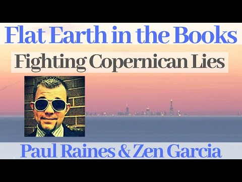Flat Earth in the Books - Interview with Paul Raines thumbnail