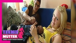 Mutter genervt: Saskia und ihr neuer Freund haben nur Blödsinn im Kopf 🤦🤯 | Teenie-Mütter