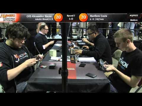 Grand Prix Pittsburgh Round 7