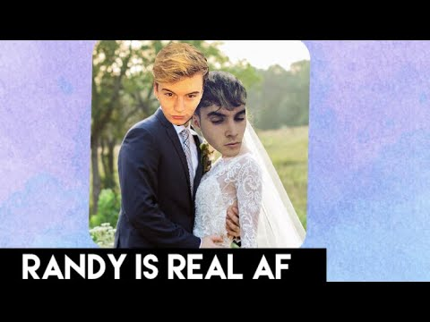 "U Uu Uu >> Reacting to ""Randy kisses"" - a Randy ship video (Rye and Andy from RoadTrip TV) - YouTube"