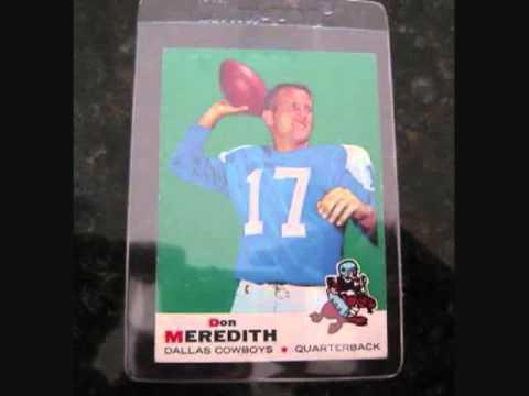 In Memoriam Don Meredith   April 10, 1938 -- December 5, 2010