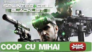 Splinter Cell Blacklist Livestream - Coop cu Mihai PC/HD [720p]