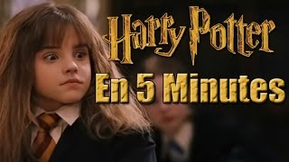 Harry Potter en 5 Minutes