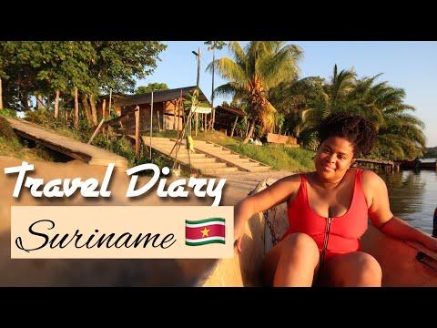 SURINAME TRAVEL DIARY 2019 |Minerva Joy