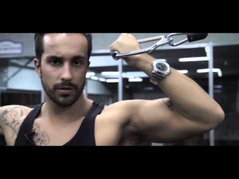 Академия Фитнеса тренировка рук