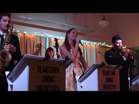 Beantown Swing at Corinth Coffeehouse