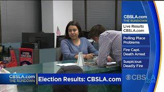CBSLA.com: The Rundown - PM Edition (November 6)
