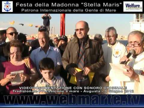 PROCESSIONE MADONNA STELLA MARIS 2012