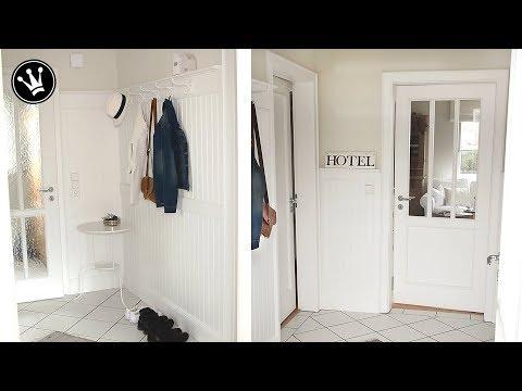 Haus Renovieren 73 Die Decke Im Flur Streichen Bringt Spass Ohne Ende