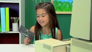 Реакция детей на старый компьютер