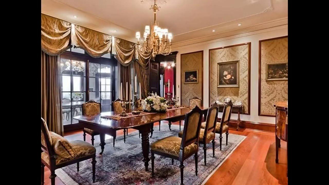Victorian Interior Design Features: Classic & Cool Victorian Home Interior Design & Decoration