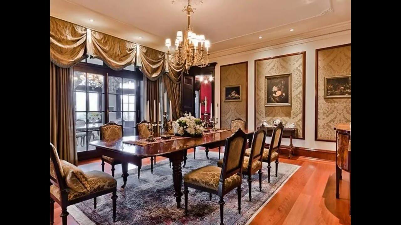 Classic & Cool Victorian Home Interior Design & Decoration ...