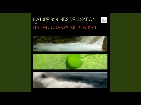 sounds of nature white noise for mindfulness meditation and relaxation solar plexus chakra and gentle river stream 3rd chakra chakra balance energy inspirational chakra music
