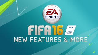 FIFA 16 New Features ft. New Skill Moves & Gameplay Experience