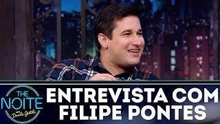 Entrevista com Filipe Pontes | The Noite (14/12/17)