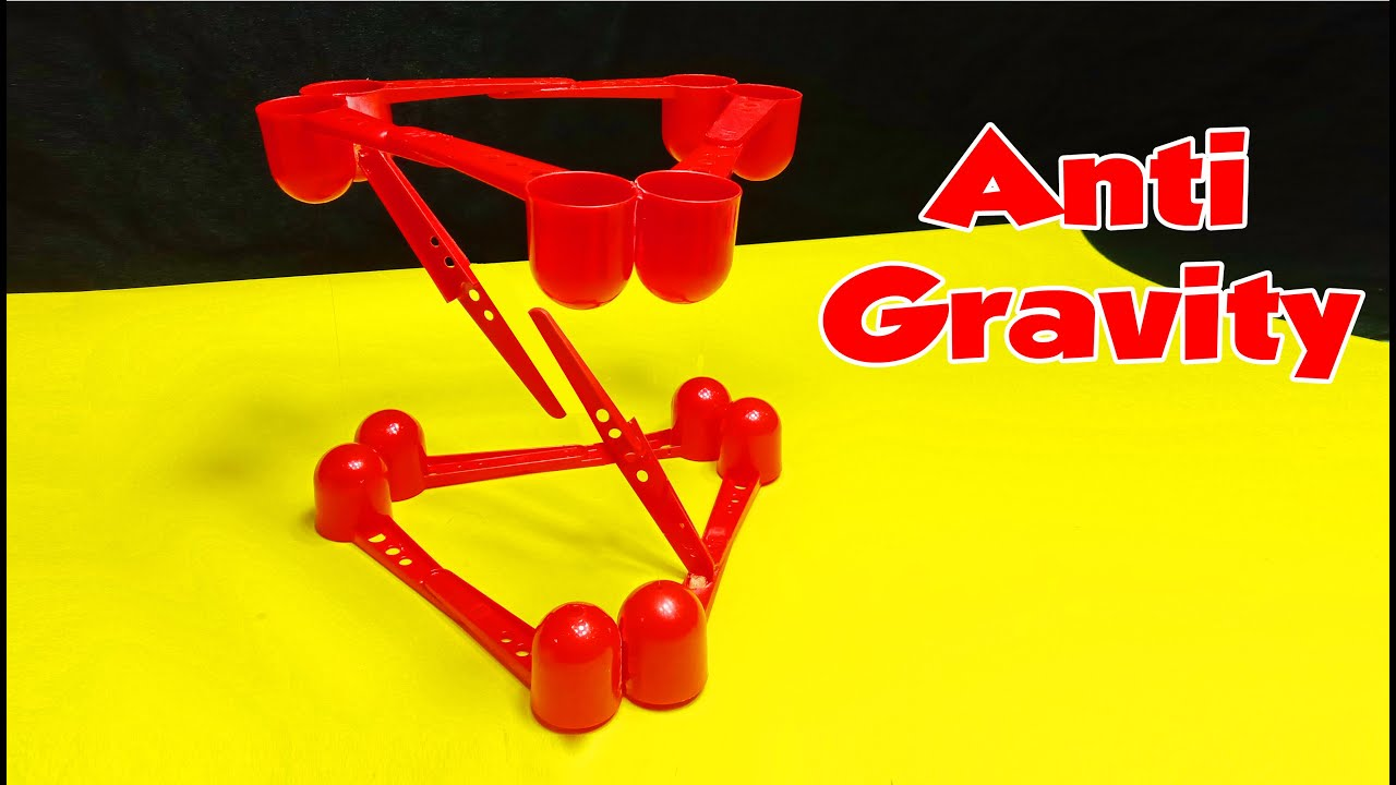 How To Make An Anti Gravity Structure