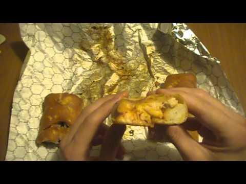 Pizza Hut - Pizza Hut's P'Zolo - Fast Food Review