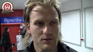 [SVWW] Nico Herzig nach dem Spiel gegen Darmstadt [SV Wehen Wiesbaden]