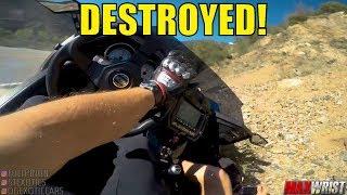 POLAR S SL NGSHOT SLR CRASH