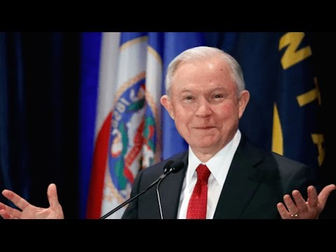 "Jeff Sessions Demands ""Strongest Possible Charges"" For Drug Users"