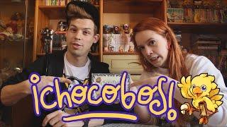 ROUSKIJUEGOS: ¡Jugamos a Chocobo's Crystal Hunt!