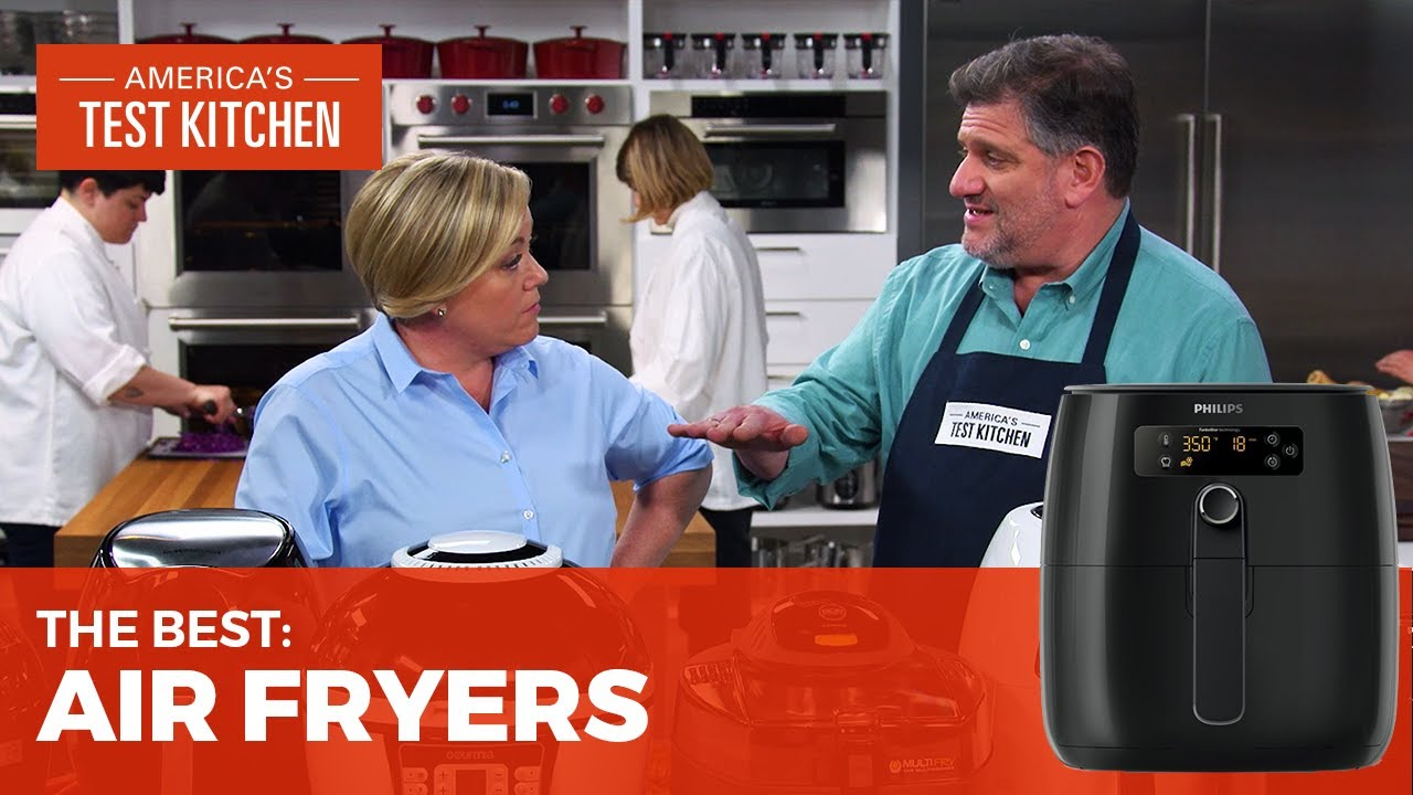 Which Air Fryer Is Our Favorite Youtube