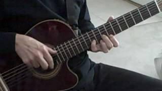 """God Bless America"" - Amazing Guitar Solo -"
