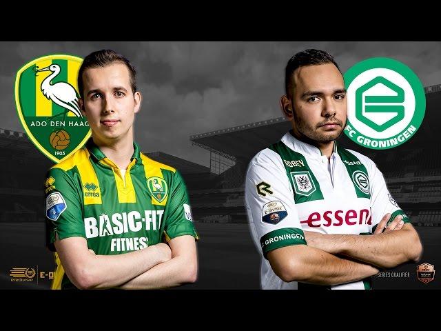 ADO Den Haag - FC Groningen | Speelronde 30 | E-Divisie