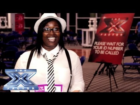 Yes, I Made It! Brittany Cross - THE X FACTOR USA 2013