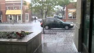 Boulder hail - may 20th 2011