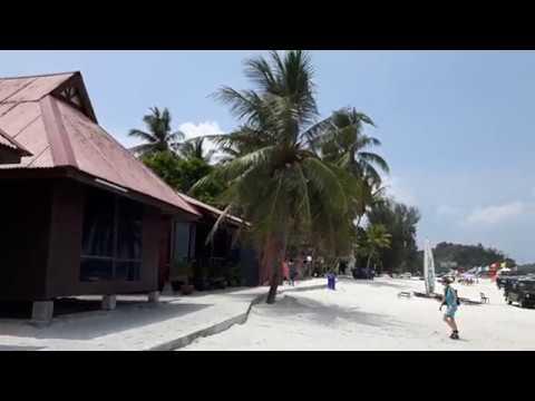 Malibest Resort on Cenang Beach, Langkawi,Malaysia