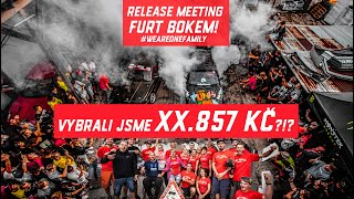 FURT BOKEM - Release meeting & sbírka pro Vlaďku  / #WeAreOneFamily