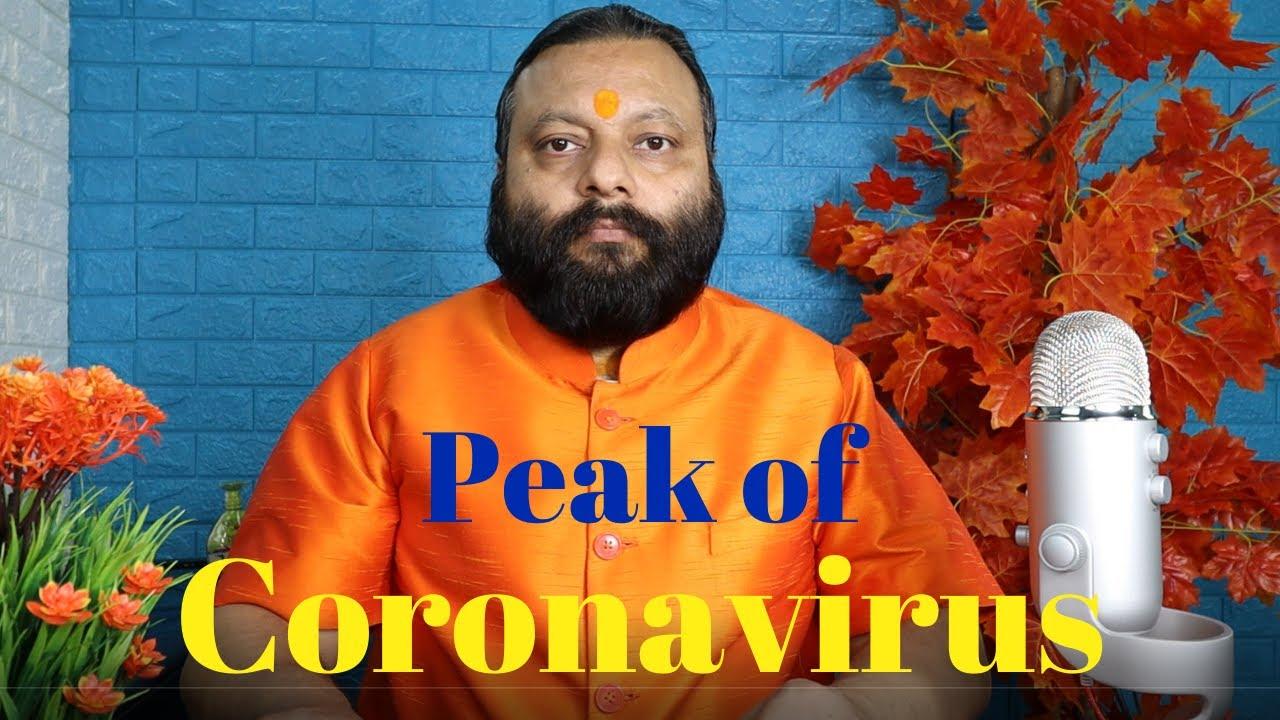 The Peak of Coronavirus | According to Astrology | Vivek Mudghal |