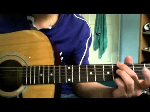How To Play Supposed To Grow Old by Justin Nozuka