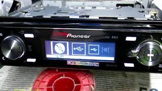 Pioneer DEH-9450UB Ремонт автомагнитол Pioneer