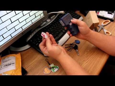 видео: Посылка из Китая — копируем ключики для домофона самостоятельно
